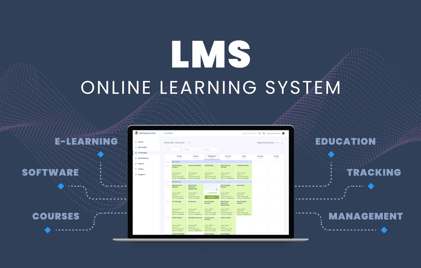 online learning system1