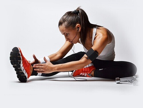 Creation and development of fitness mobile apps