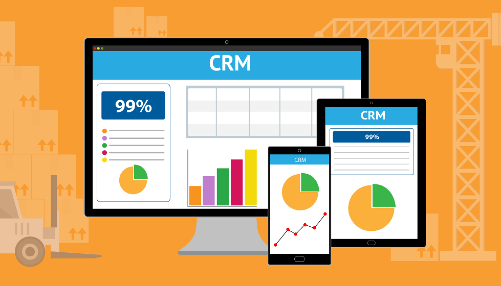 development of crm
