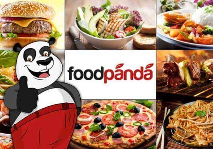 food delivery service foodpanda