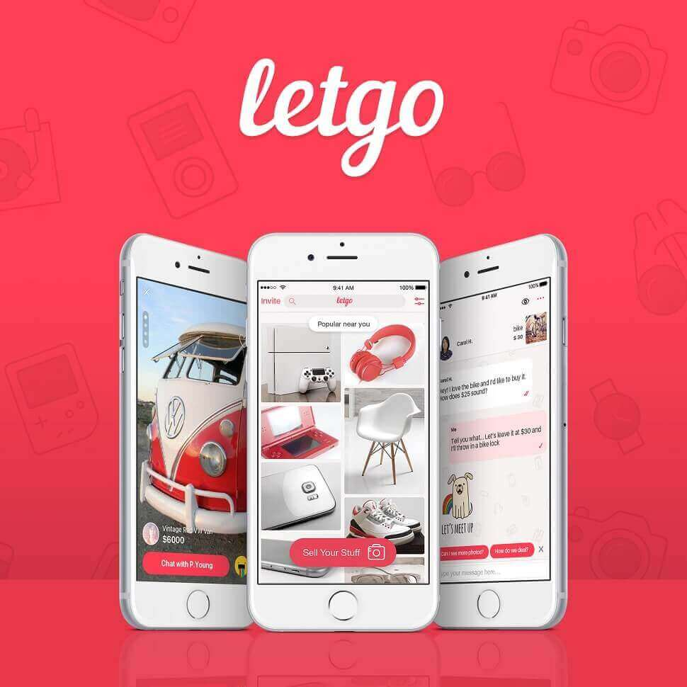 create app like letgo