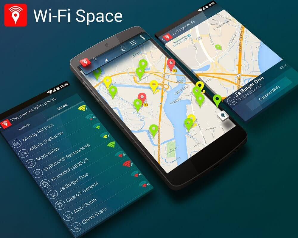 design applications Wi-Fi Space