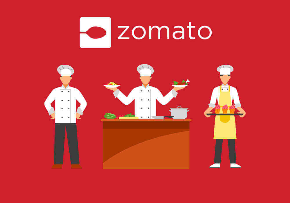 how to build app like zomato