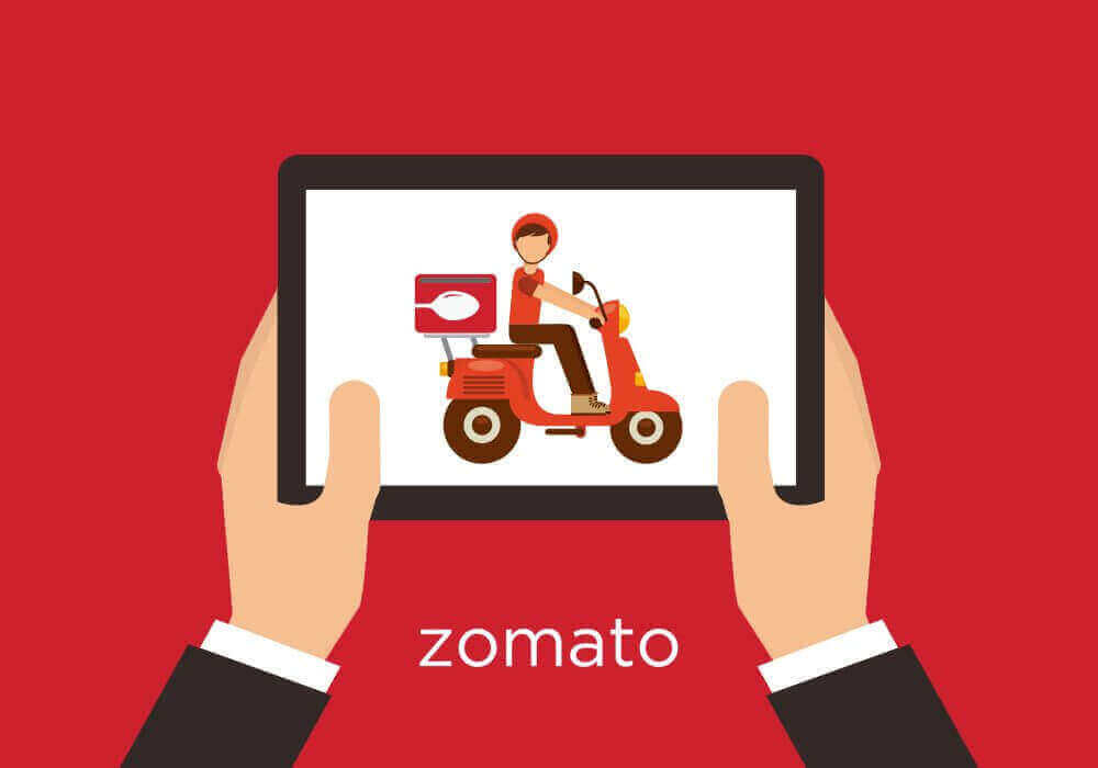 create an app like zomato