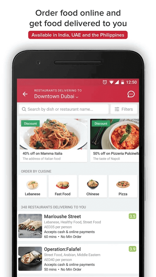 How to Build an App Like Zomato | WOXAPP